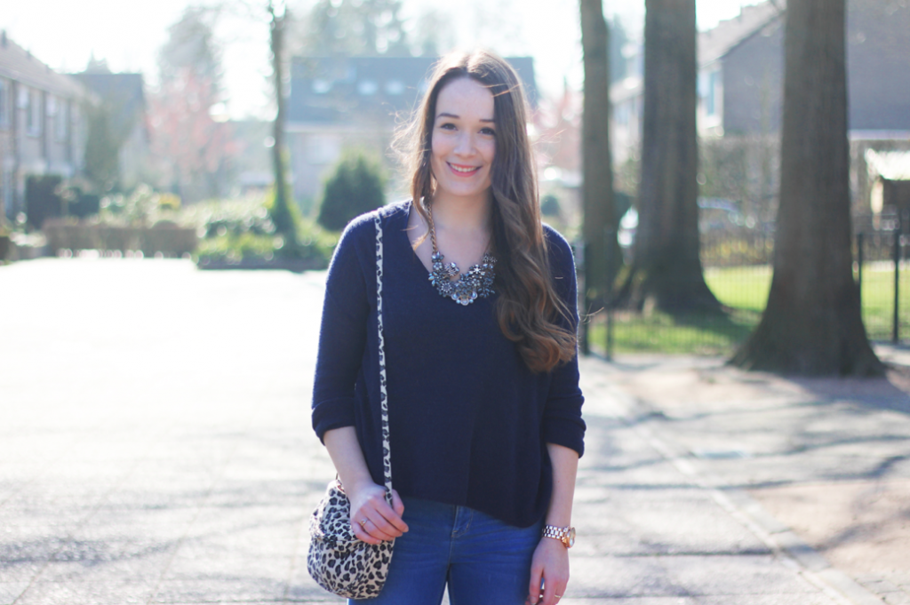 c8687c85cf1 OOTD: nieuwe witte All Stars – Jennie from the Blog