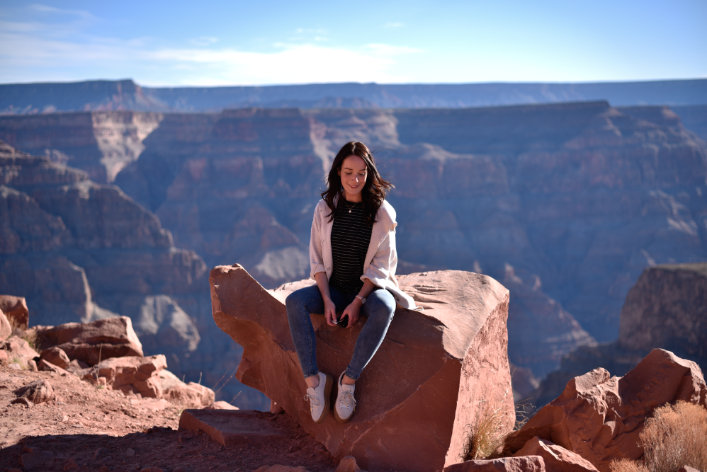 Jennie from the Blog Grand Canyon 11