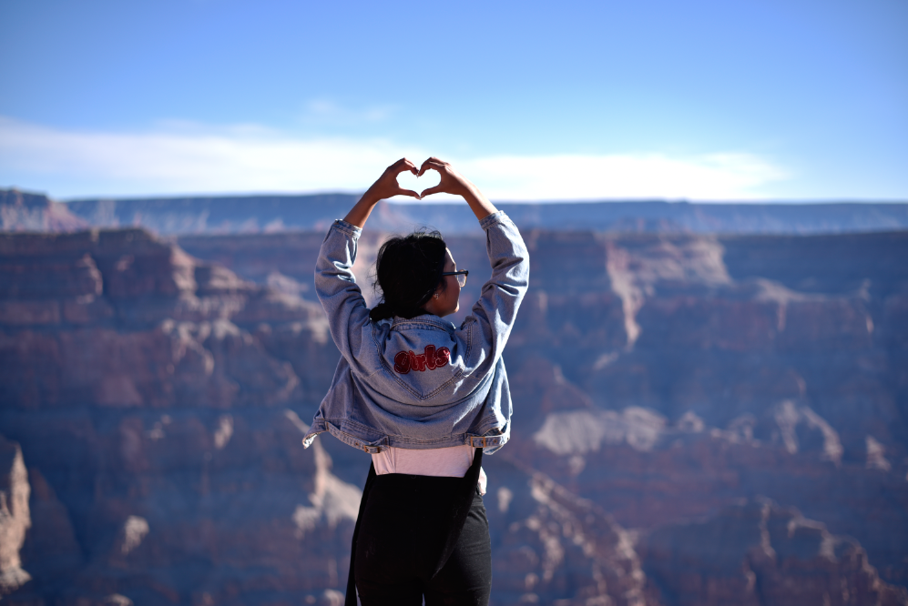 Jennie from the Blog Grand Canyon 5