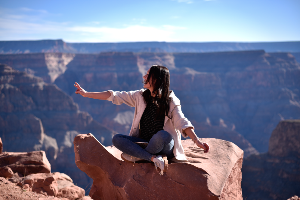 Jennie from the Blog Grand Canyon 8