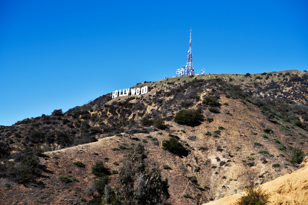 Jennie from the Blog Hollywood sign 3