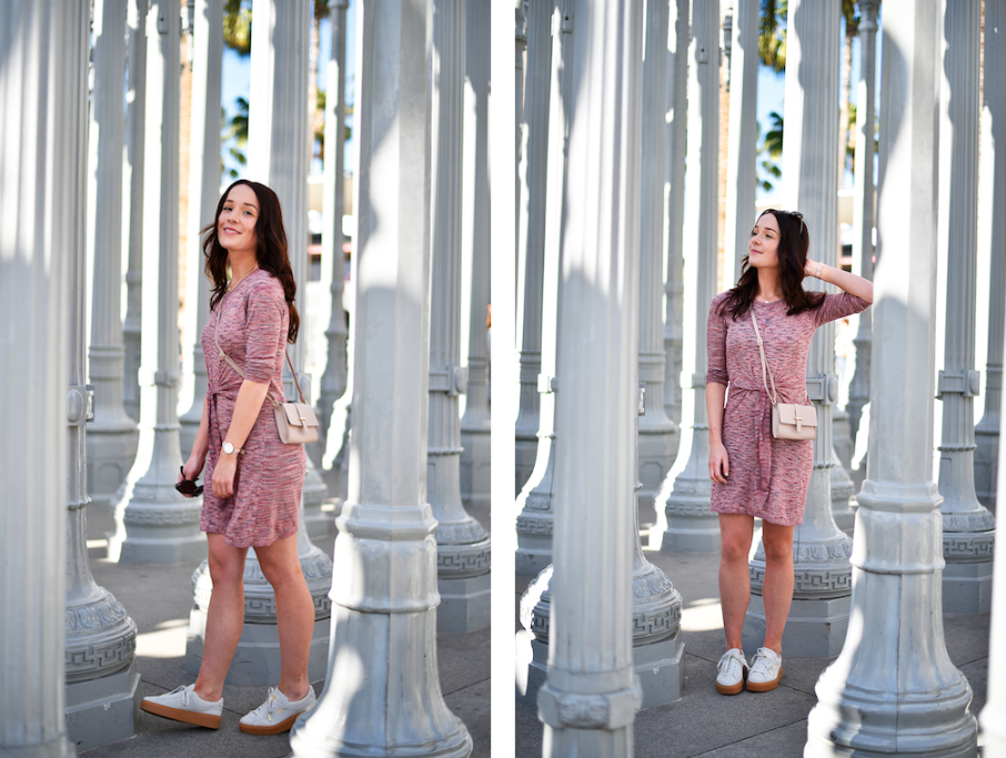 Jennie from the Blog outfit LA 18
