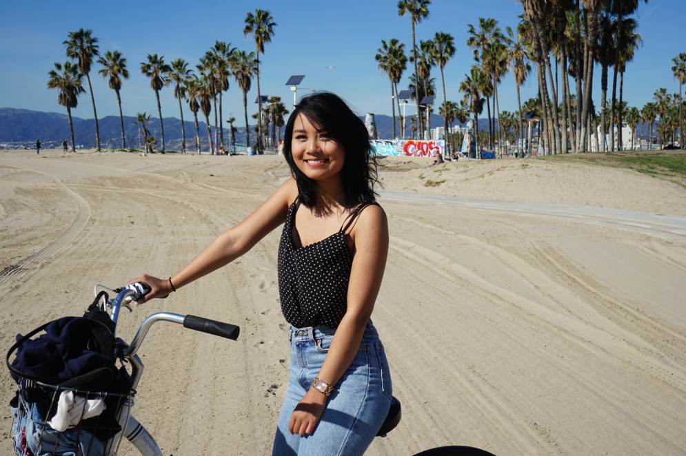 Jennie from the Blog Venice beach h