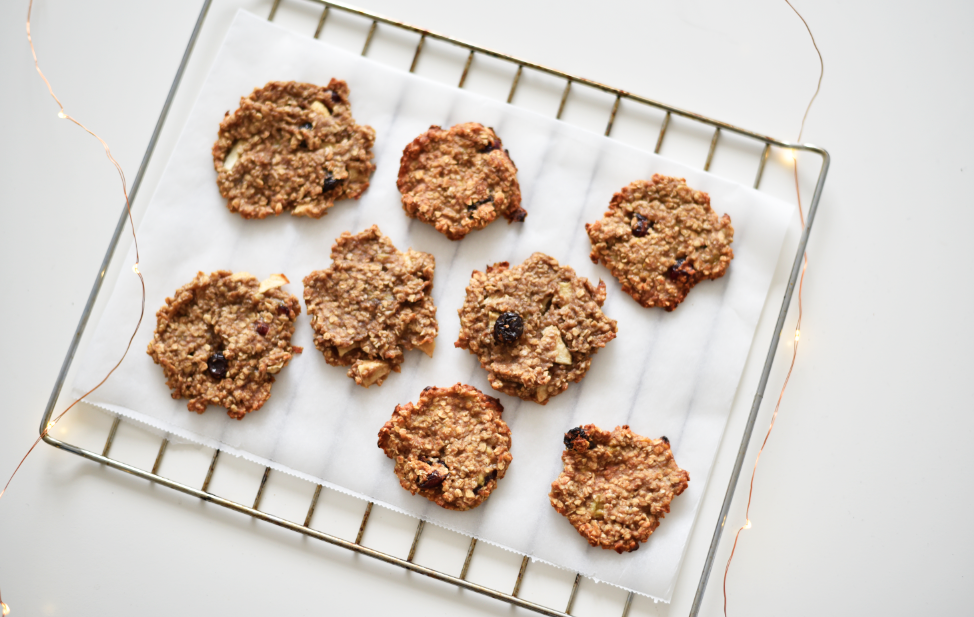 Jennie from the Blog oatmeal cookies 1