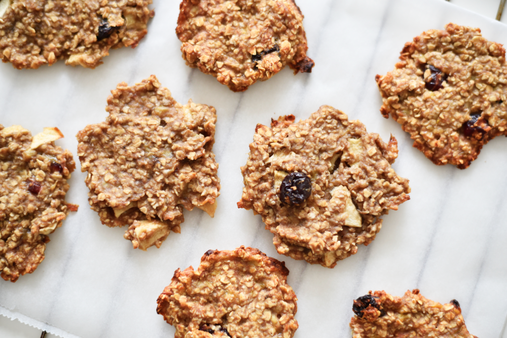 Jennie from the Blog oatmeal cookies 2