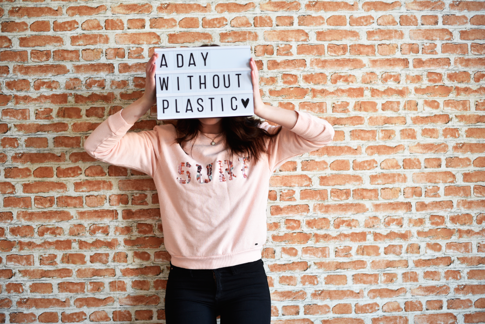 Jennie from the Blog - A Day Without Plastic 2