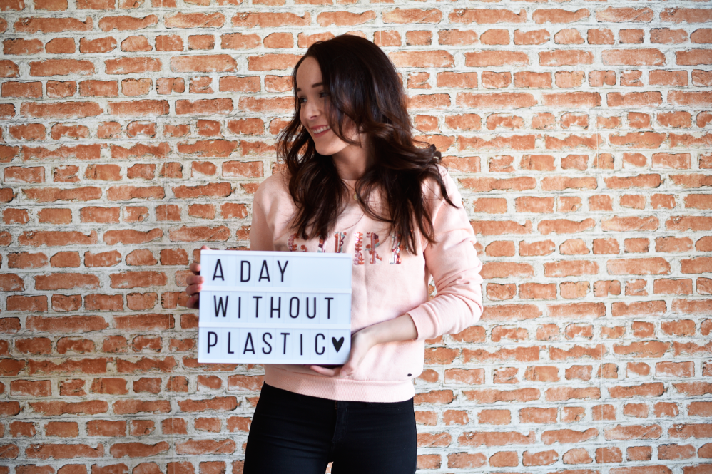 Jennie from the Blog - A Day Without Plastic