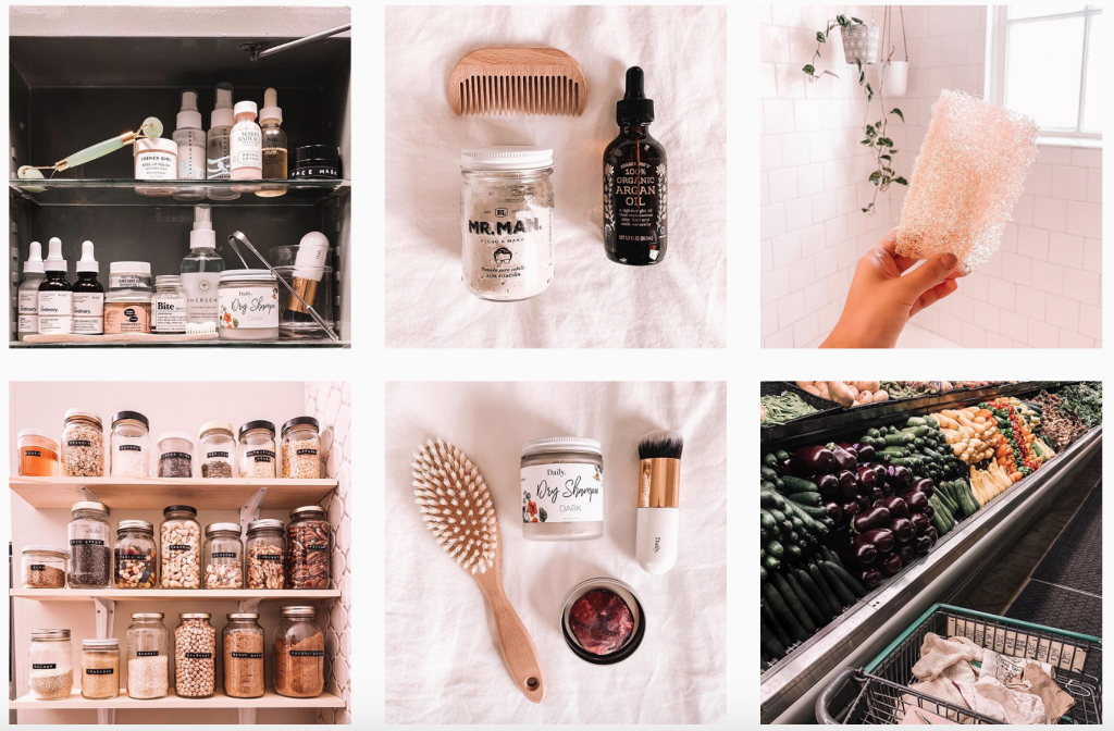 10 Inspirerende low-waste Instagrammers